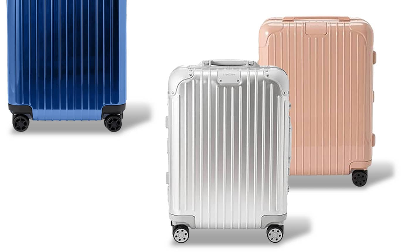 リモワのスーツケースレンタル