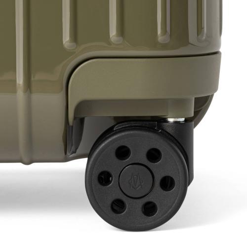 [1-3泊] リモワ エッセンシャル 36L カクタスグリーン 4輪 RIMOWA Essential MULTIWHEEL