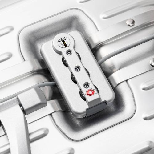 [1-3泊] リモワ オリジナル キャビン 35L シルバー 4輪 RIMOWA ORIGINAL CABIN