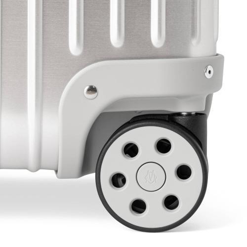[3-5泊] リモワ オリジナル 60L シルバー 4輪 RIMOWA ORIGINAL Check-In M
