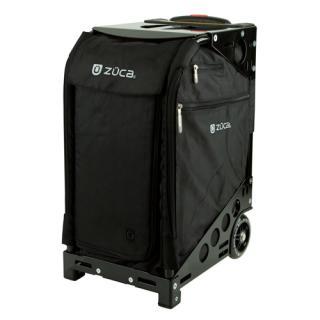 [1-3泊] ZUCA PRO Travel 32L Black / Black 2輪 「スタンダードパッキングポーチセット+トラベルカバー」