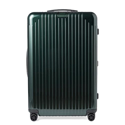 [5-10泊] リモワ エッセンシャルライト 81L グリーン 4輪 RIMOWA Essential Lite