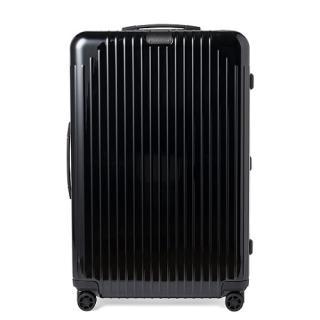 [5-10泊] リモワ エッセンシャルライト 81L ブラック 4輪 RIMOWA Essential Lite