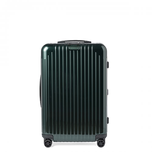[3-5泊] リモワ エッセンシャルライト 59L グリーン 4輪 RIMOWA Essential Lite