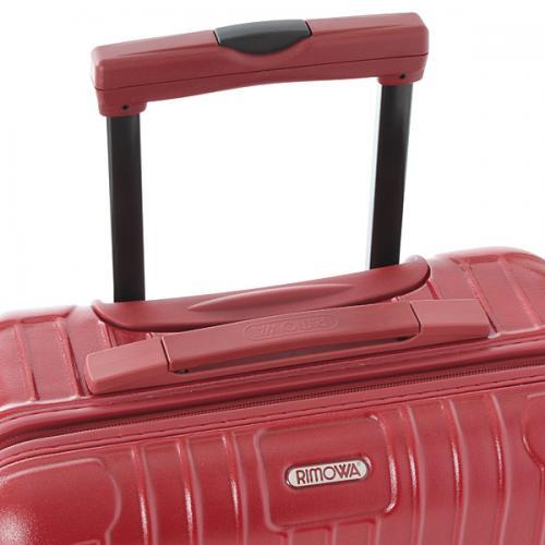 [1-3泊] リモワ サルサ 33L レッド 2輪 RIMOWA SALSA CABIN TROLLEY RED