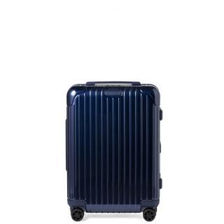 [1-3泊] リモワ エッセンシャル 36L ブルー 4輪 RIMOWA Essential MULTIWHEEL
