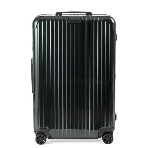 [5-10泊] リモワ エッセンシャル 85L グリーン 4輪 RIMOWA Essential