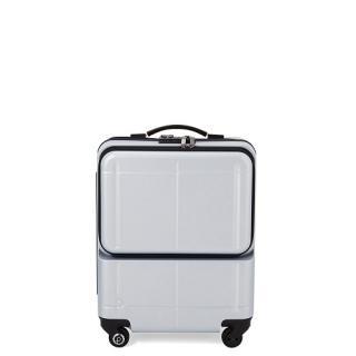 [1-3泊] プロテカ(エース) マックスパス 40L シルバー 4輪 ACE PROTECA MAXPASS H2s