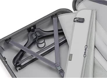ハンガー付スーツケース