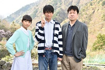 TBSドラマ「神の舌を持つ男」 向井理さん 木村文乃さん 佐藤二朗さん